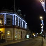 Maidstone Town Centre Christmas lights