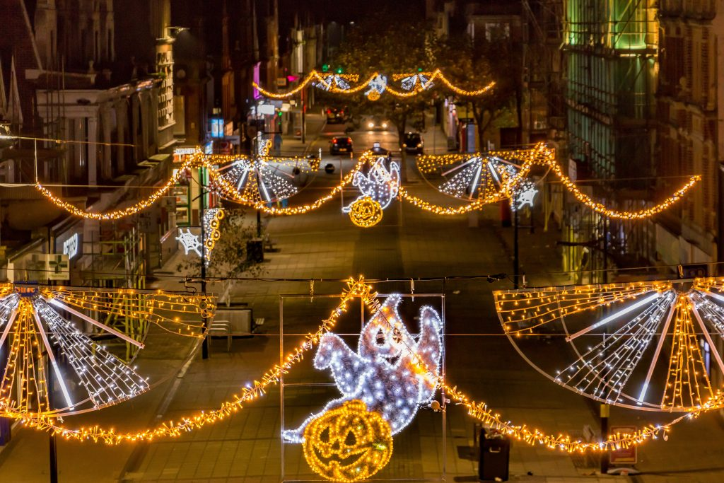 Boscombe To Benefit From New Winter Lights Gala Lights Ltd