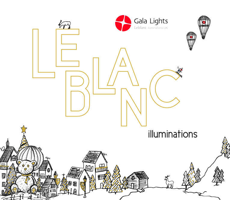 Gala Lights Catalogue Cover 2020